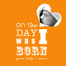 The day i was born essay